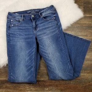 American Eagle Favorite Boyfriend Jeans Size 14 L